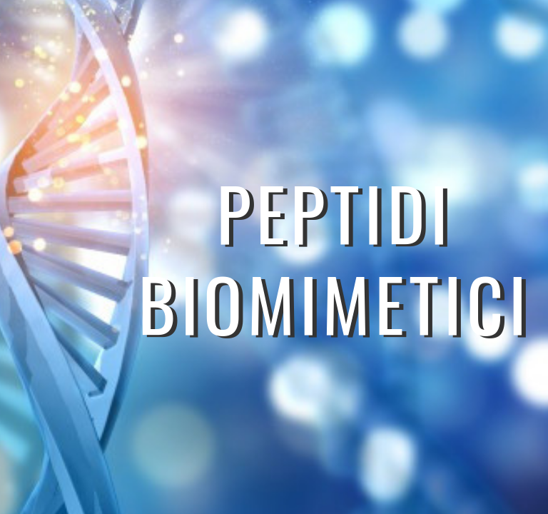 Peptidi biomimetici: i messaggeri dell'anti-age